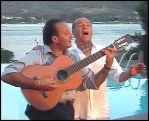 Silvio e Apicella