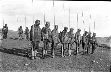 Lanceri turchi