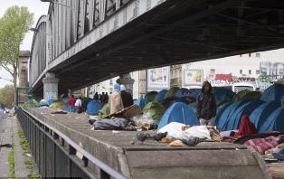 Parigi - la Cité dei rifugiati