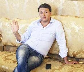 Matteo Renzi - suino da camera